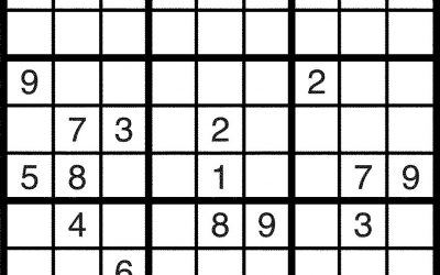 Sudoku Puzzle Feb. 24