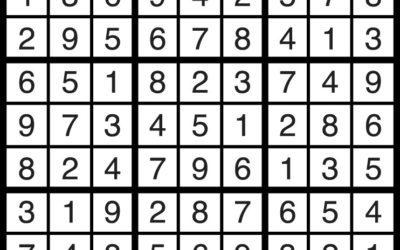 Sudoku Solution | Nov 30