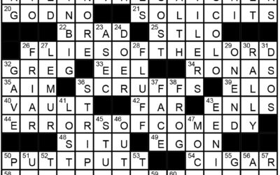 """Wronging the Writes"" 