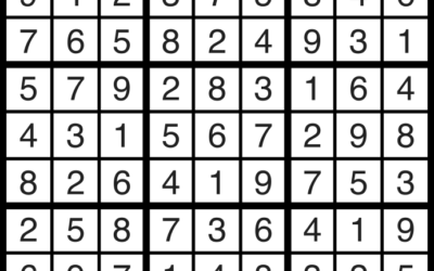 Sudoku Solutions | Feb 08