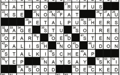 """At the Flower Shop"" 